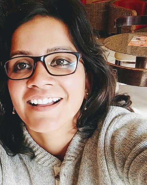 Nilanjana Nandy