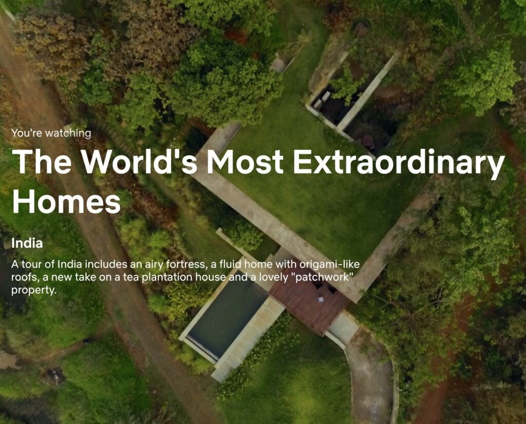 The World's Most Extraordinary Homes (2018)