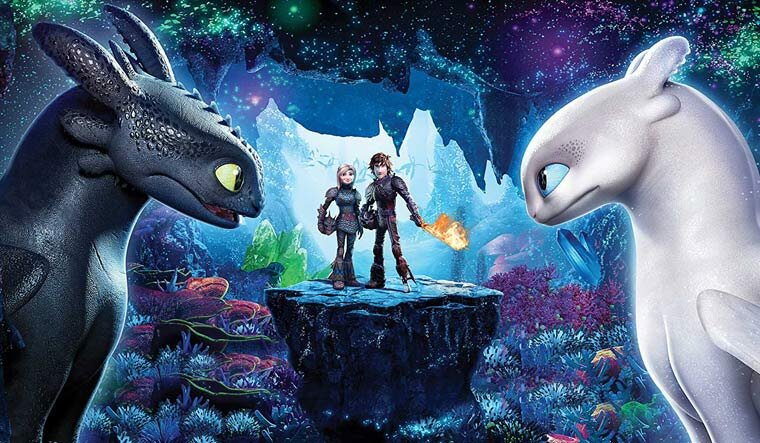 how to train a dragon 2019