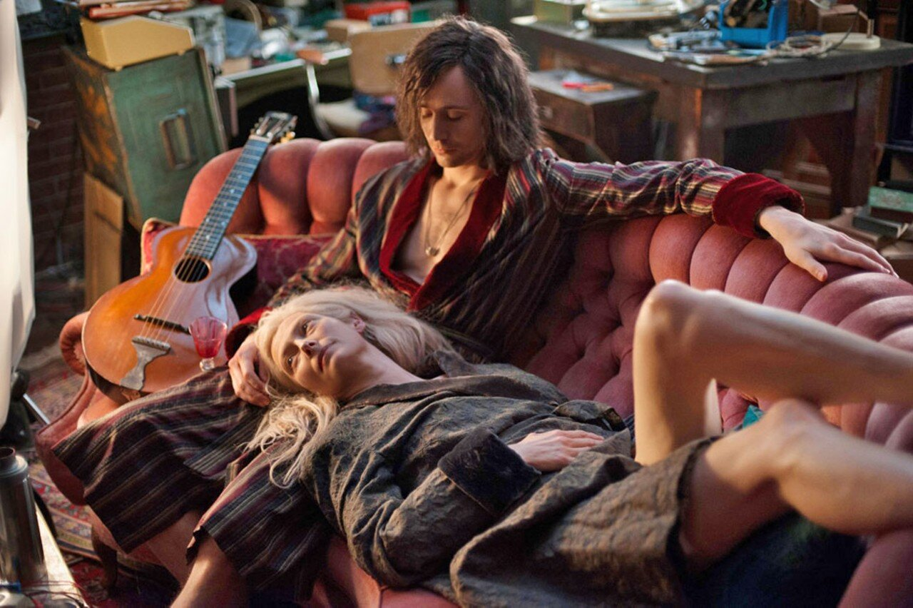 Only Lovers Left Alive (2017)